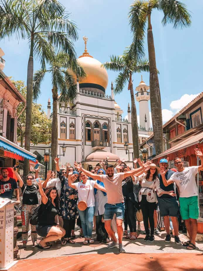 12th Experience trip #Maleisie-Singapore #2019