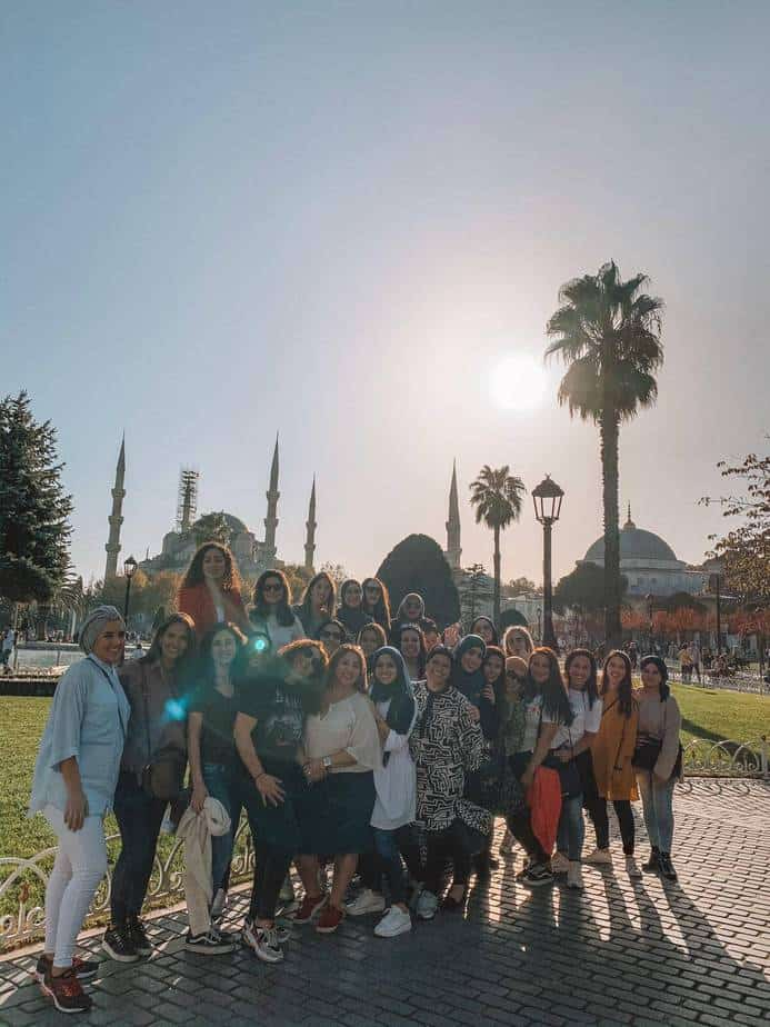 20th Experience trip Istanbul 2019