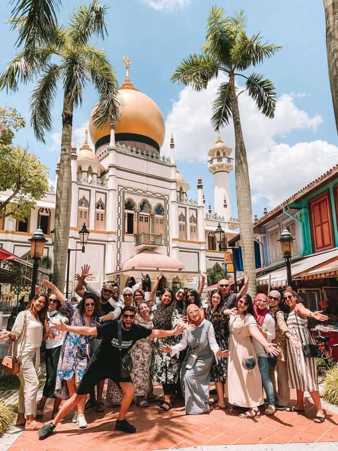 25th Experience trip #Maleisie-Singapore #2020
