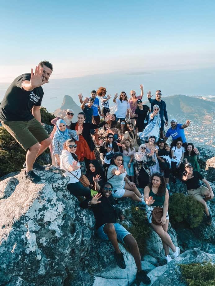 28th Experience trip #Zuid-Afrika #2020