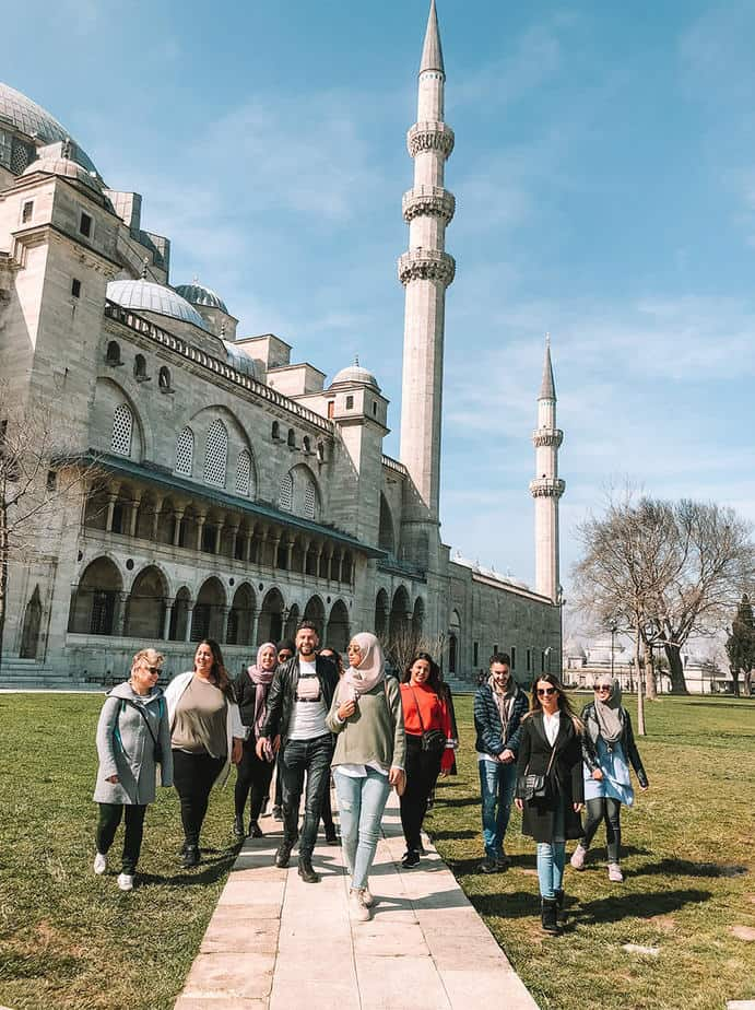2nd Experience trip #Istanbul #2018