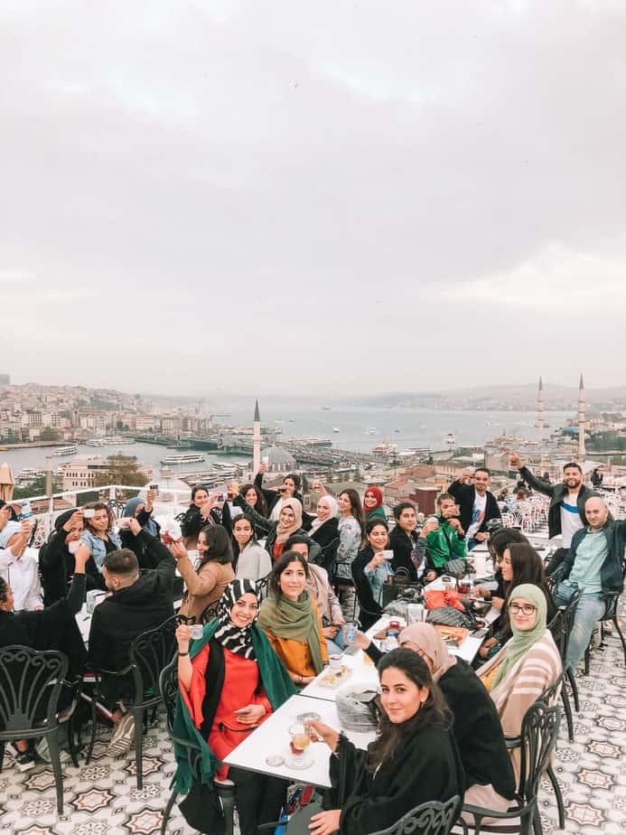 7th Experience trip #Istanbul-Dubai #2018