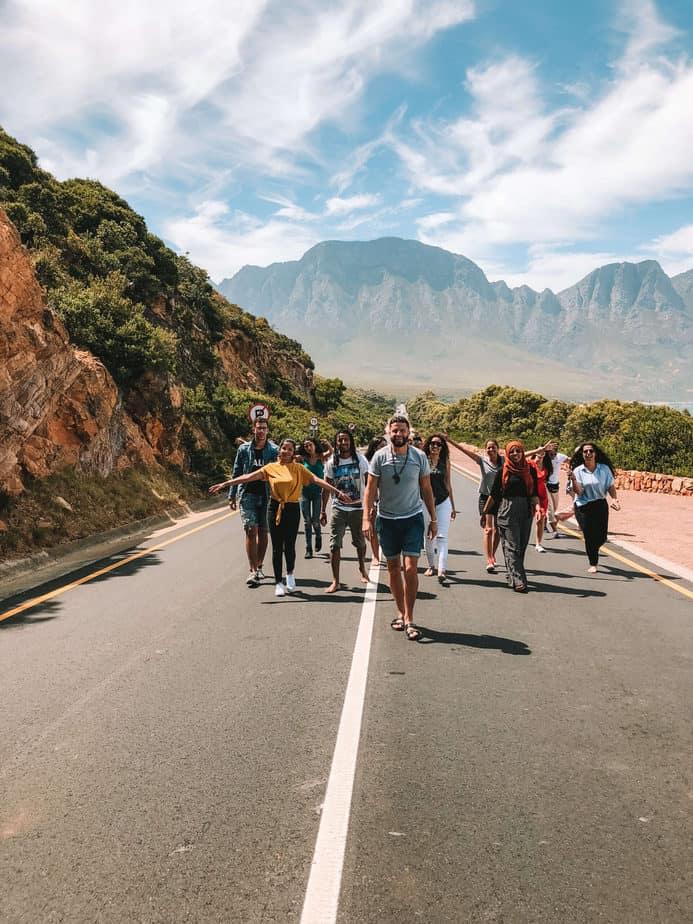 9th Experience trip #Zuid-Afrika #2018